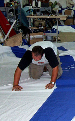 Sailmaking